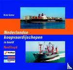 Gorter, Dick - Nederlandse Koopvaardijschepen in beeld - deel 16 Nedlloyd