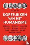 Wit, Jos de - Kopstukken van het humanisme