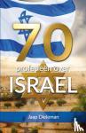 Dieleman, Jaap - 70 profetieën over Israël