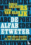 Snijders, Ronald, Eldijk, Fedor van - De alfabetweter
