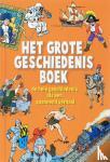 Daniëls, Wim - Het grote geschiedenisboek