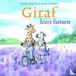 Sekreve, Marie-Louise, Sekreve, Mark - Giraf Giraf leert fietsen