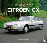 Buurma, Michael - De originele Citroen CX