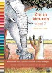 Wel, Marja van 't - Zin in kleuren 2; Het mooiste kleurboek voor volwassenen met prikkelende vragen.