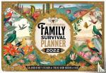 Uitgeverij Thoeris en Zender - De Family Survival Planner 2022