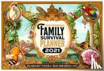 Uitgeverij Thoeris en Zender - Family Survival Planner 2021