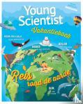 Redactie New Scientist - Young Scientist Vakantieboek Zomer 2021