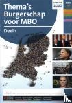 Jansen, Tim - Thema's Burgerschap voor MBO deel 1 en 2/Essener digitaal