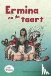 Jongbloed, Annemarie, Zee, Elisa - Ermina en de taart