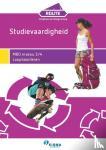 Herik, Klaas van den, Boelens, Kars - Route Loopbaan en Burgerschap Studievaardigheid MBO niveau 3/4