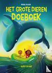 De Boer, Michel - Het grote dierendoeboek 5 ex.