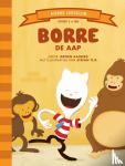 Aalbers, Jeroen - Borre de aap