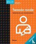 Blom, Alied, Wesdijk, Conny - De Delftse methode Tweede ronde - oefenboek (herziene editie)
