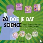 Stephens, Sarah Hines, Mann, Bethany - Zo doe je dat - Science