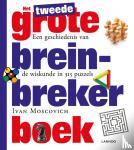 Moscovich, Ivan - Het tweede grote breinbreker boek