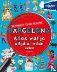 Butterfield, Moira - Lonely Planet Verboden voor ouders - Barcelona
