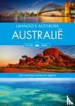 Blisse, Manuela, Lehmann, Uwe - Lannoo's Autoboek - Australië on the road