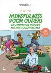 Bögels, Susan - MYmind Mindfulness voor ouders van kinderen en jongeren met aandachtsproblemen
