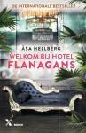 Hellberg, Åsa - Welkom bij Hotel Flanagans