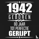 Gastenboeken, Albaspirit - 1941 Geboren 80 Jaar Tot Perfectie Gerijpt