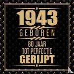 Wigman, Niek - 1941 Geboren 80 Jaar Tot Perfectie Gerijpt