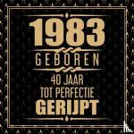 Wigman, Niek - 1981 Geboren 40 Jaar Tot Perfectie Gerijpt