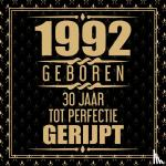 Wigman, Niek - 1991 Geboren 30 Jaar Tot Perfectie Gerijpt