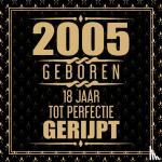 Wigman, Niek - 2003 Geboren 18 Jaar Tot Perfectie Gerijpt