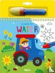 - Kleuren met water De boerderij