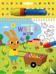 - Kleuren met water - Pasen