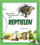 Peterson, Megan Cooley - Reptielen, Mijn eerste encyclopedie over...
