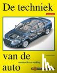 Trommelmans, J. - De techniek van de auto