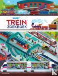 Lomp, Stephan - Trein zoekboek
