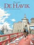 Pellerin, Patrice - De Havik 10: De Indiaanse prinses