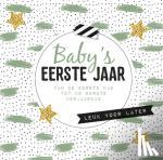 Kerkhoff, Esther - Baby's eerste jaar