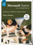Debets, Peter - Handboek Microsoft Teams