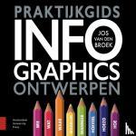 Broek, Jos van den - Praktijkgids infographics ontwerpen
