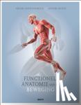 Vandenabeele, Frank, Agten, Anouk - Functionele anatomie van de beweging