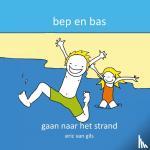 Gils, Eric van - Bep en Bas Bep en Bas gaan naar het strand