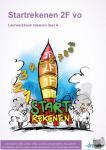 Wolters, Sari, Lugten, Irene, Kluiters, Cyriel, Kramer, Marloes - Startrekenen 2F vo Deel A rekenen leerwerkboek