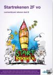 Wolters, Sari, Lugten, Irene, Kluiters, Cyriel, Kramer, Marloes - Startrekenen 2F vo Deel B rekenen leerwerkboek