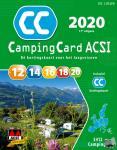 ACSI - CampingCard ACSI 2020 Nederlandstalig - set 2 delen