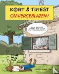 Tol, Jean-Marc van - KORT & TRIEST 05 OMVERGEBLAZEN!