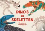 Upchurch, Paul - Dino's en skeletten