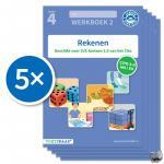 - Rekenen werkboek 2 (Set van 5)