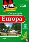 ACSI - ACSI Campinggids Europa 2021