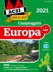 ACSI - ACSI Campinggids Europa + app 2021