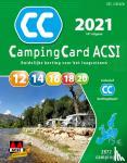 ACSI - CampingCard ACSI 2021