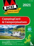 ACSI - ACSI CampingCard & Camperplaatsen 2021