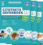 - Citotoets Oefenboeken Set - Deel 1, 2 en 3
